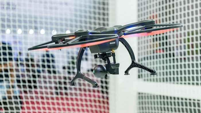 drone para fotografía