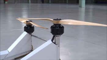moto voladora Hoversurf Scorpion, rotores
