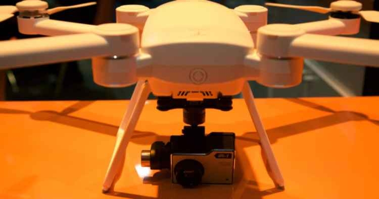 Flying Ultimate Platform de ProDrone